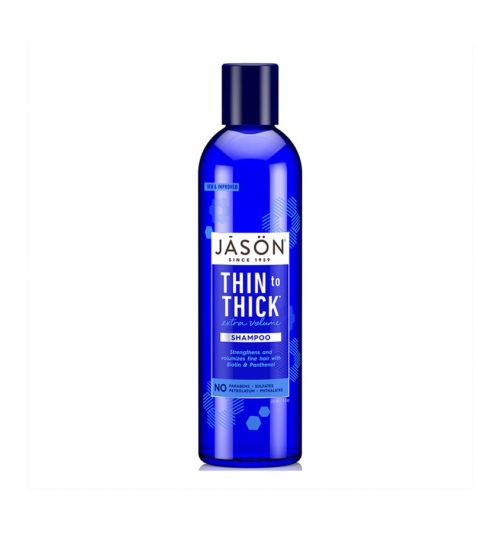 JASON Thin to Thick shampoo